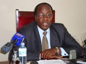 Eng. Badru Kiggundu, EC photo