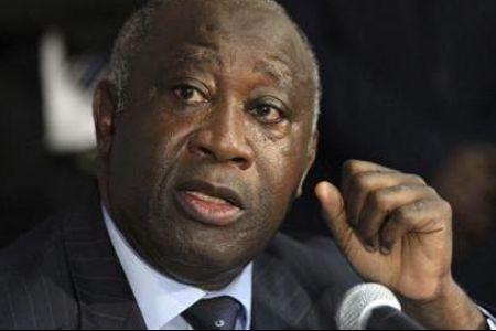 Laurent Gbagbo. PressTV photo.