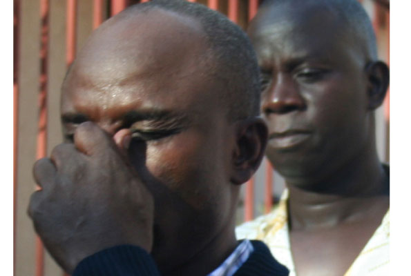 Hassan Basajjabalaba - Daily Monitor photo