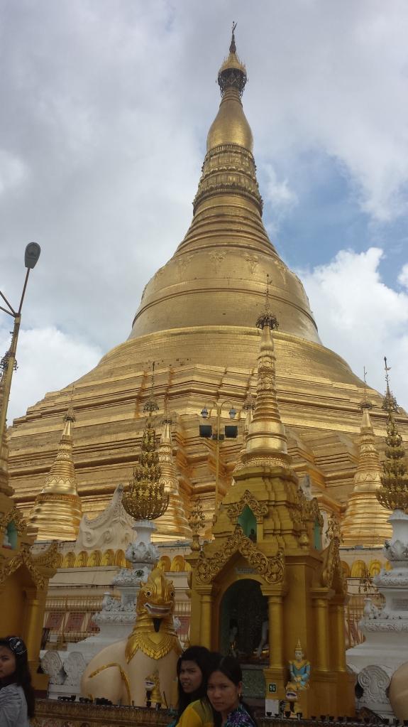 Shwendagon Pagoda