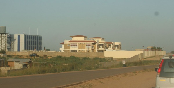 South Sudan National Security Headquarters