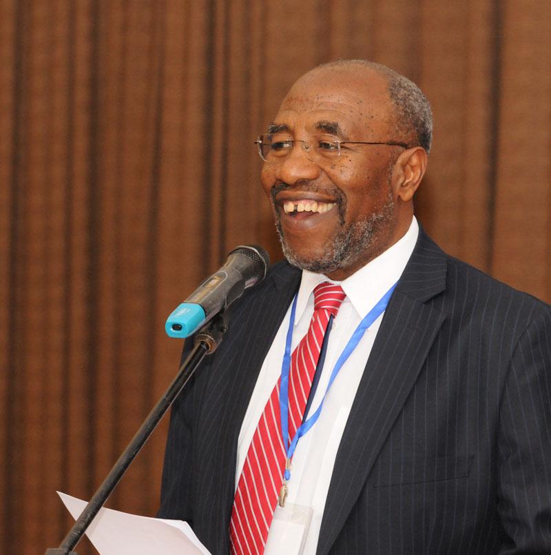 Dr. Ruhakana Rugunda, Minister of Health