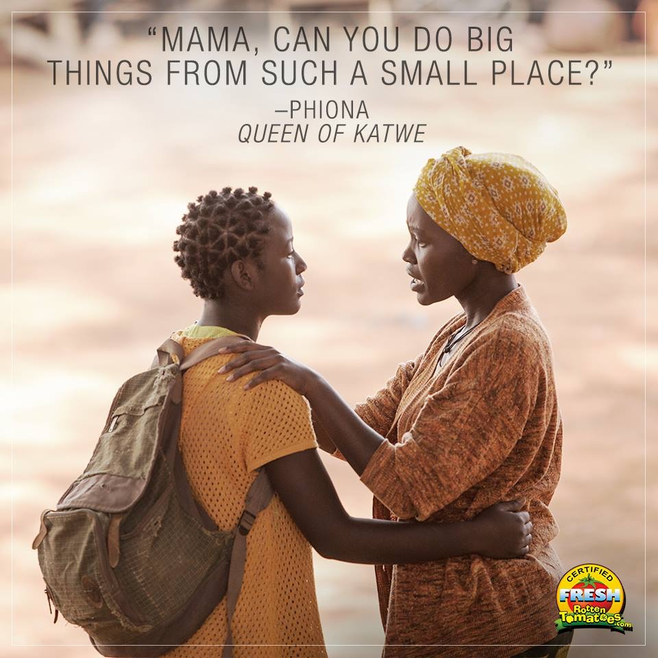 Queen of Katwe, Day of the Girl and why we need more men like Coach Katende