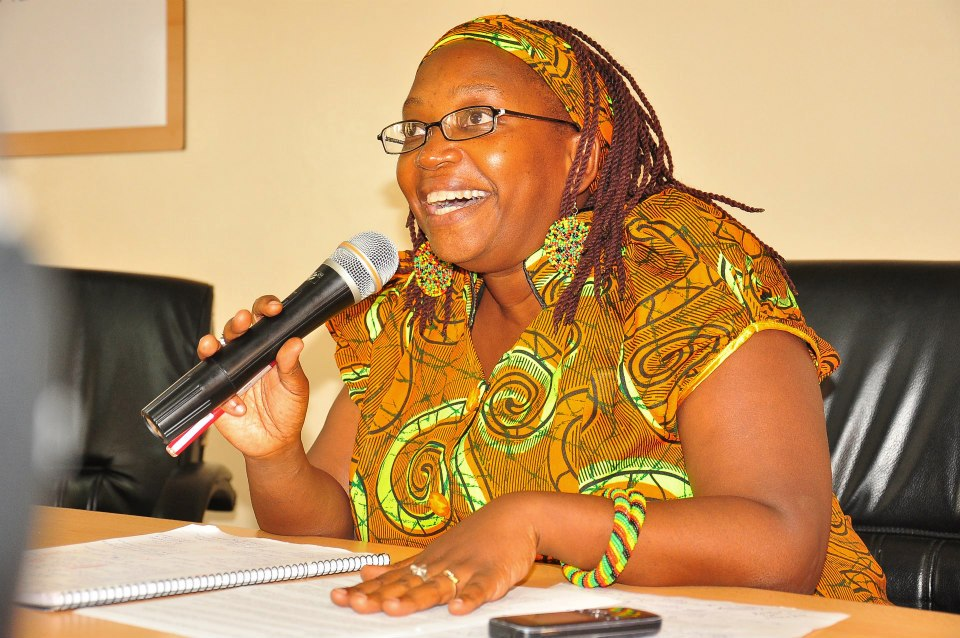 Stella Nyanzi: Why our collective voices matter